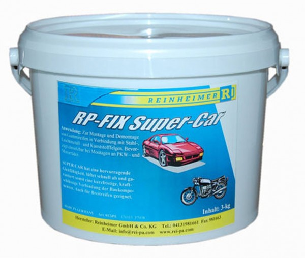 RP-Fix super car 3kg