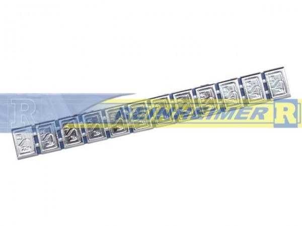 Kleberiegel HPW380Chrom 12*5 g