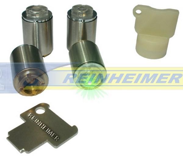Pressure alarm flasher, Satz/4