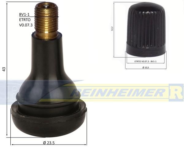 TR415/15,8/VC8-unmount/SIV