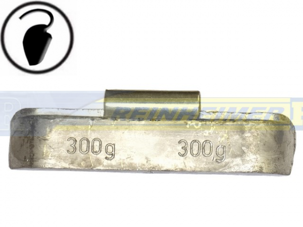Truck Clip balance 300g, 10/VE