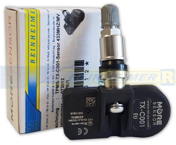 TPMS-TX-C001-Sensor 433MHZ/MV
