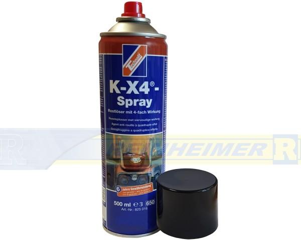 K-X4 Rostlöser 500ml