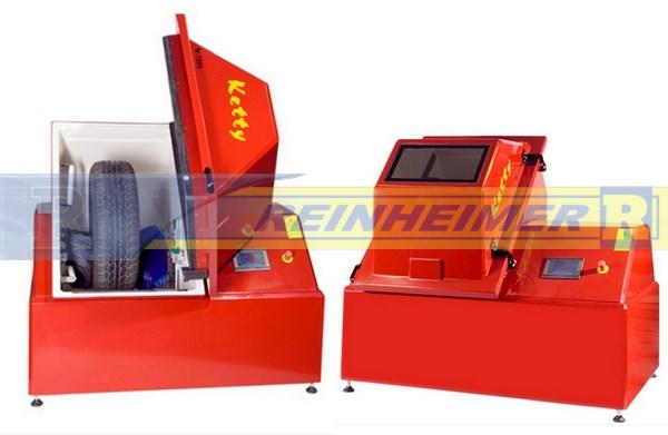 Räderwaschmaschine W5000