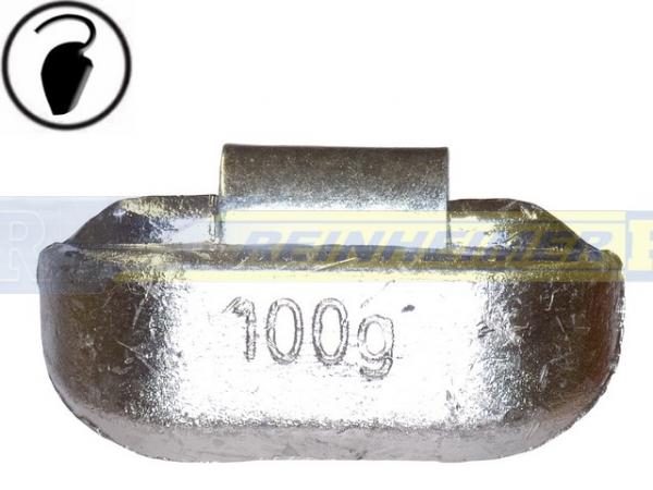 Truck Clip balance 100g, 25/VE