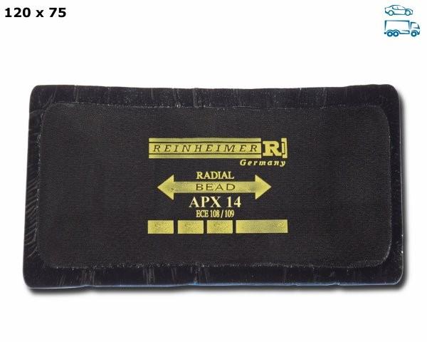 RP-APX 14/10 - RADIALPFLASTER
