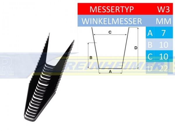 Profilmesser W3/20