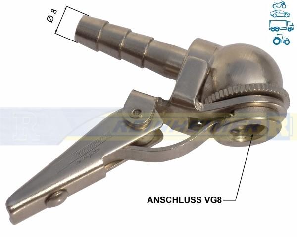 Clip-V-Stecker SS/8 773