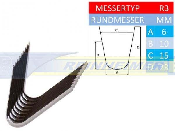 Profilmesser R3/20
