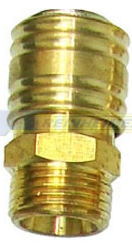 Einhandkupplung 1/2 A=21mm