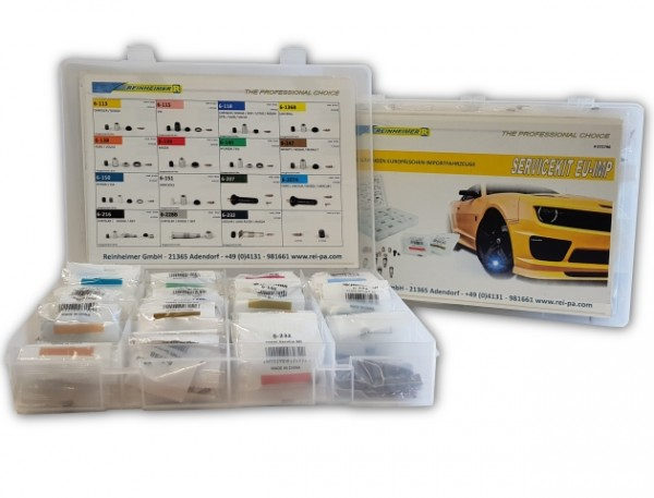TPMS-Servicekit Europe-Import-Cars