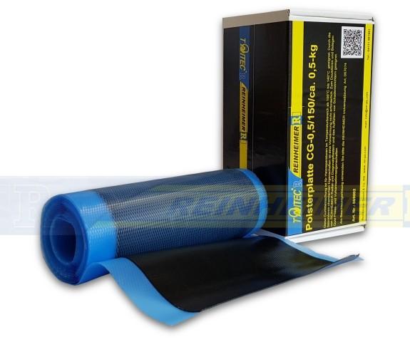 Polsterplatte CG-0,5/150/ca. 0,5-kg