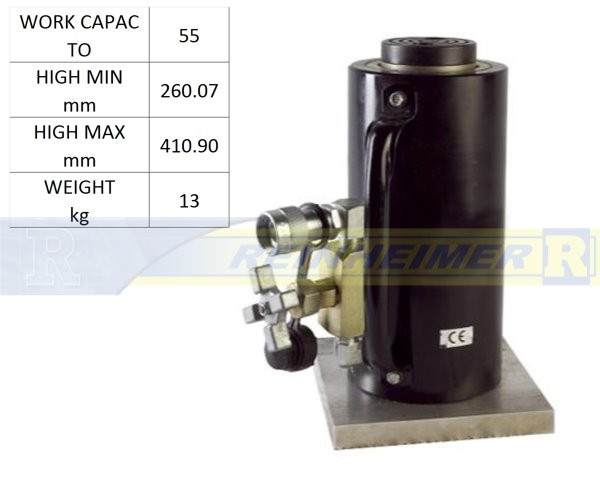 Hydr.-Cylinder 55-To/TS-26,7/HS-41,9