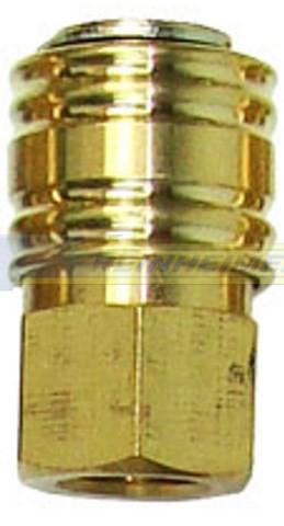 Einhandkupplung 1/4 I=11,5mm