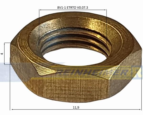 BN1-SW12*4/Hex-Nut