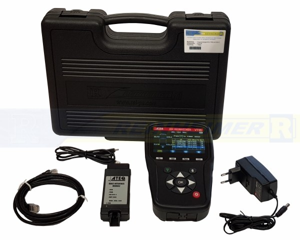 VT56 TPMS-Diagnostic Tool+OBD2