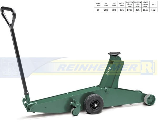 Rangierheber 15T-C