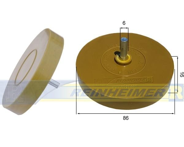 Radierscheibe/Glue Remover