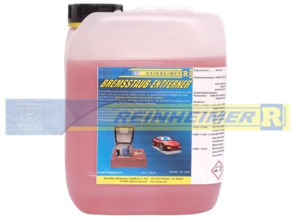 Extrem Bremsstaubentferner - Felgenreiniger 10-L