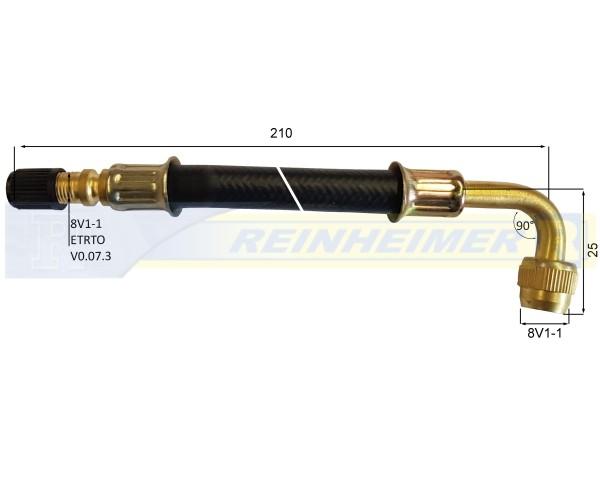 RFE/L=210*Winkel 90 Grad