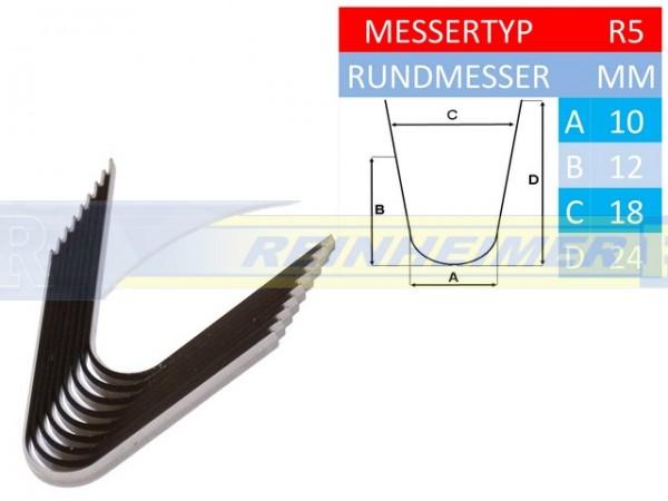 Profilmesser R5/20