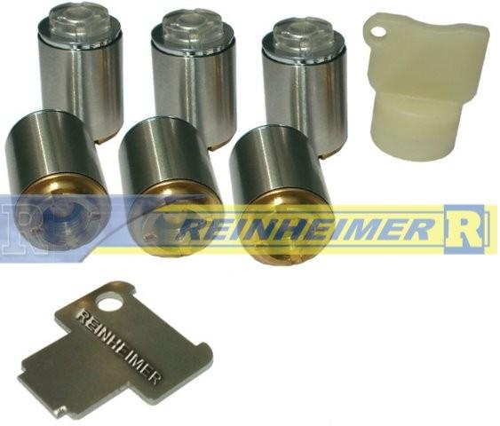Pressure alarm flasher, Satz/6