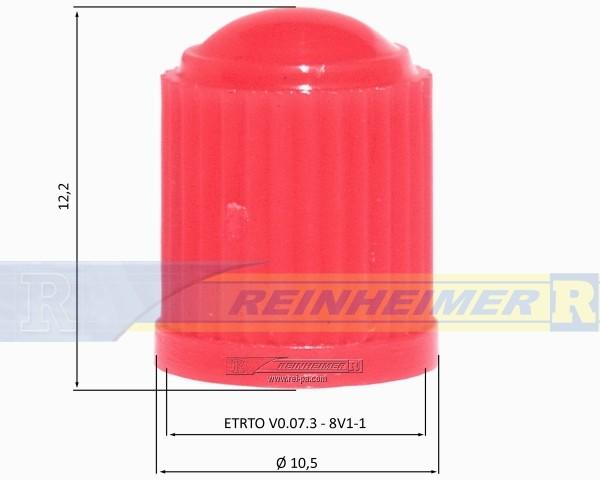 VC8-Cap/red