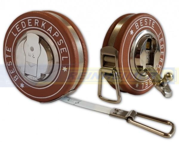 Rollmaßband 3m Stahl-lackiert